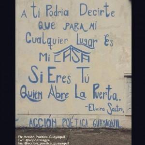 Acción Poética Guayaquil