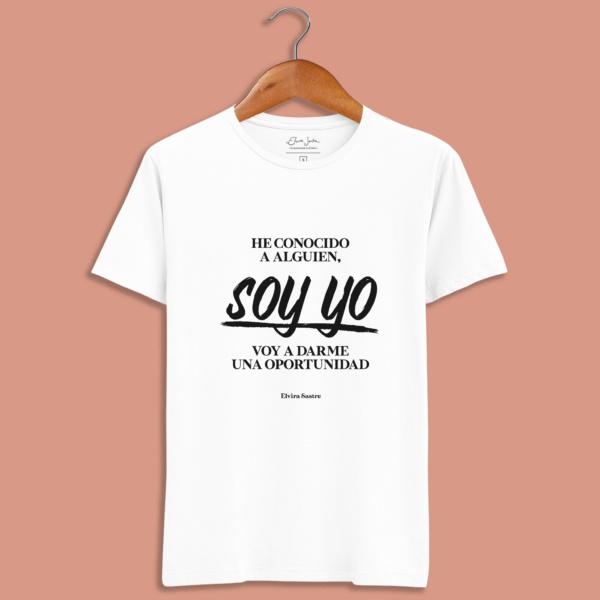 Camiseta Soy yo