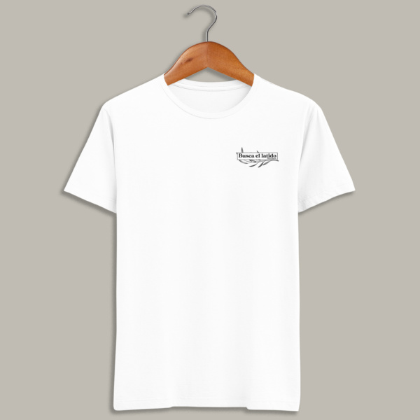 Camiseta latido vieja